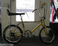 "Vintage Rare 20"" Executive Boy's Old School Muscle Bike Complete Bicycle Iverson"