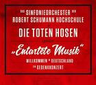 Entartete Musik Willkommen in Deutschland - ein Gedenkkonzert CD+DVD von Sinfonieorch.Der R.Schumann Hochschule&Toten Hosen (2015)