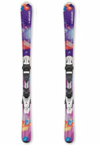 Head Kinder-Skiset BEST FRIENDS pu & SX 4.5 AC 67cm länge Neu Alpin Ski-Sets