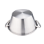 thumbnail 4 - 16-5-034-Comal-Stainless-Steel-Para-Carnitas-Cazo-Heavy-Duty-Caso-Cooking-Pot-Pan