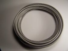 50 FT RG-8X GRAY TRAM BROWNING TRAMFLEX 95% SHIELD COAX CABLE CB HAM SCANNER
