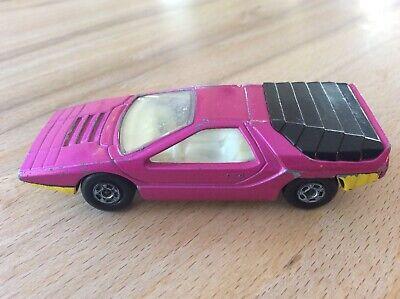 Spielzeug Blechspielzeug Matchbox 75 Alfa Carabo Ein Bereicherung Und Ein NäHrstoff FüR Die Leber Und Die Niere Modellauto 1970er