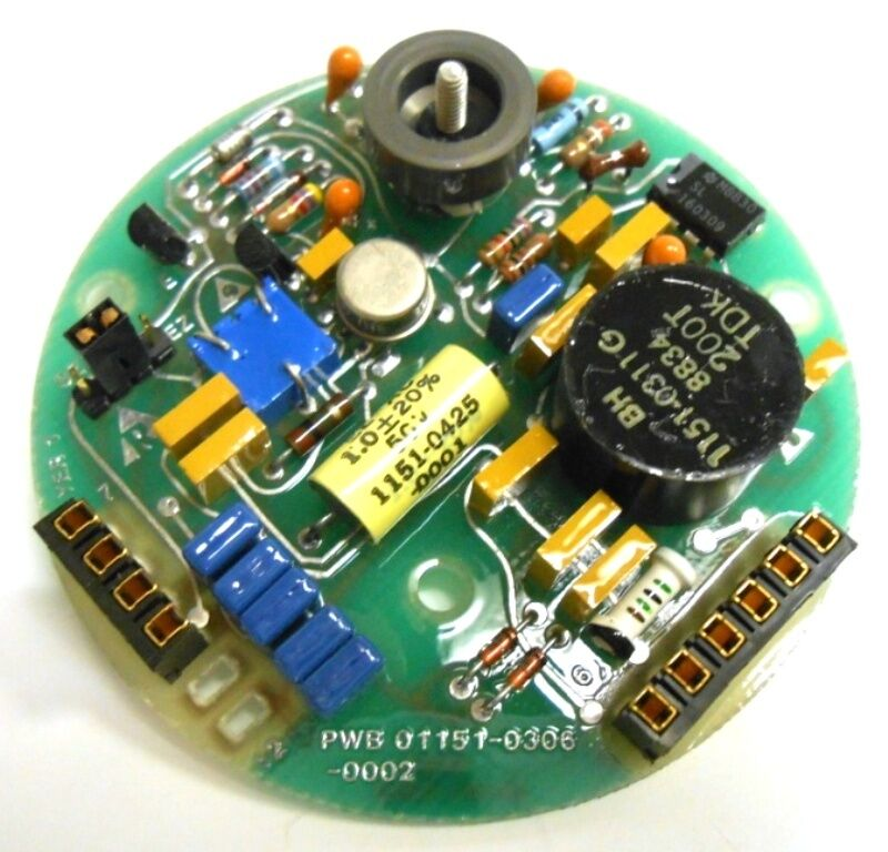 pinkMOUNT FISHER PC BOARD AMP CARD, PWB 01151-0306-0002, ASSY 01151-0307
