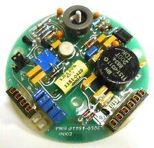 ROSEMOUNT FISHER PC BOARD AMP CARD, PWB 01151-0306-0002, ASSY 01151-0307