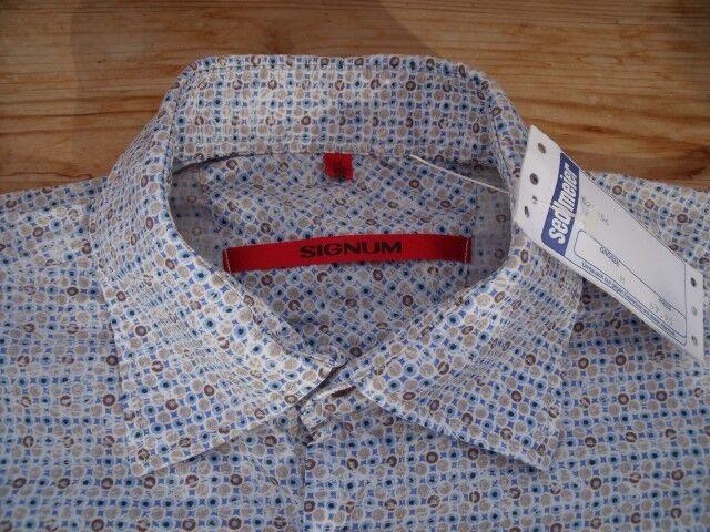 TA3059 S.Oliver rot Freizeithemd Kurzarm M Weiß Blau Braun    Neuwertig | Tragen-wider  | Verrückte Preis  | Berühmter Laden  e5ab24