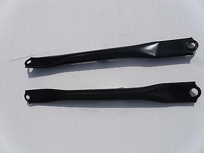 Chassie Brace bars under engine strut Pair Toyota MR2 mk2 2.0L 2.2L Left & Right