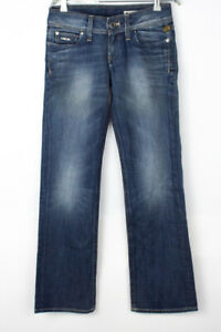 G-STAR RAW Women Ford Loose Flared Stretch Jeans Size W28 L32