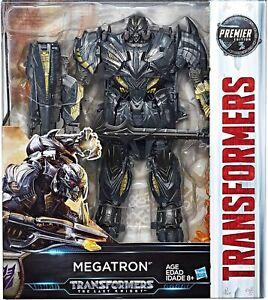 Transformers: Last Knight ~ Decepticon Megatron (Figurine Articulée) Classe de Leader du Nouveau 630509516315