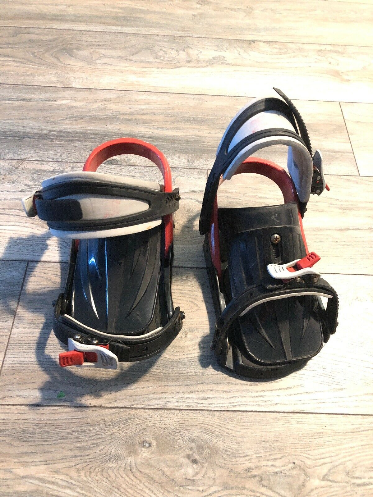 5150 Snowboard Bindings Adult Very Nice