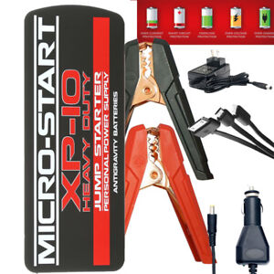 NEW-Antigravity-Micro-Start-XP-10-HD-HEAVY-DUTY-650A-Lithium-Jump-Starter-Case
