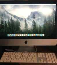"Apple iMac A1418 21.5"" Desktop - ME086LL/A (September, 2013)"