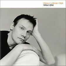 1 of 1 - William Orbit - Pieces in a Modern Style - CD BRAND NEW AND SEALED