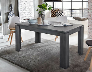 Esstisch-ausziehbar-160-200-cm-Esche-Kolonial-Esszimmertisch-Kuechen-Holz-Tisch