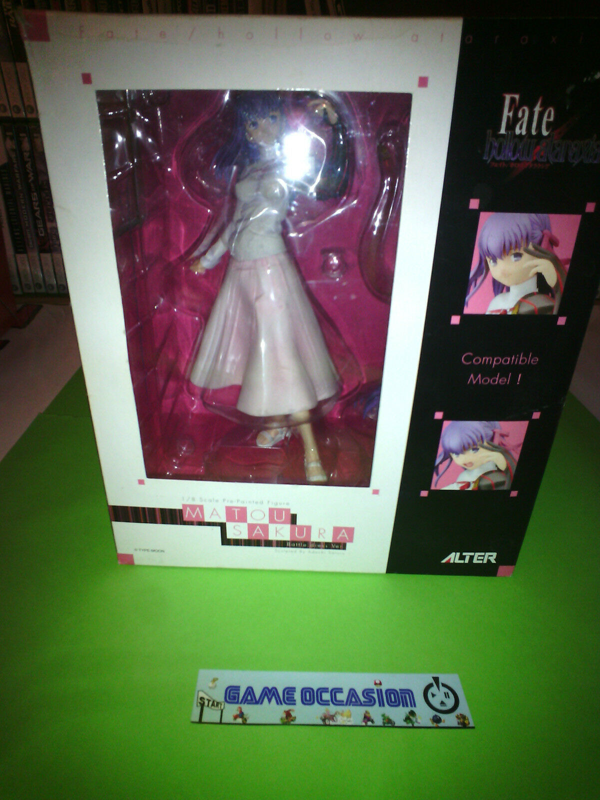 FIGURINE MATOU SAKURA 1 8 SCALE PRE PAINTED FIGURE - FATE HOLLOW ATARAXIA