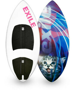 Details about Exile Wake Jasmine Long Pro Model Wakesurfer - Medium 14334