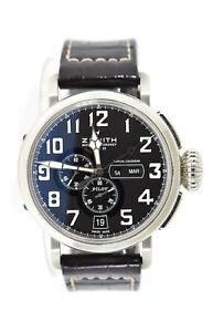 Zenith-Pilot-Type-20-Annual-Calendar-Stainless-Steel-Watch-03-2430-4054