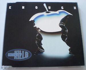 GRAVITY-KILLS-034-ENOUGH-034-OZ-CD-SINGLE-1996-4-VERSIONS