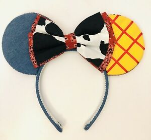 Disney-Toy-Story-Woody-Cowboy-Andy-Minnie-Mouse-Ears-Adult-Headband