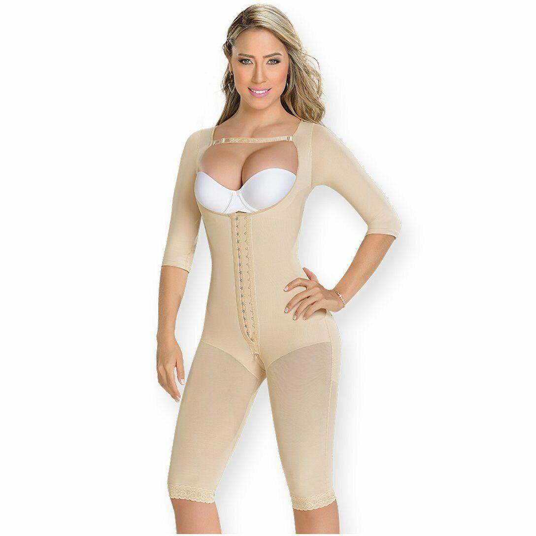 Fajas M&D 0074 Full Body Shapewear Bodysuit for Women   Powernet ORIGINAL