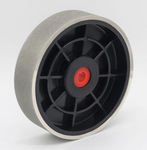 "6/""x1-1//2/"" 180Grit Lapidary Glass Grinder Diamond Hard Flat Grinding Wheel"