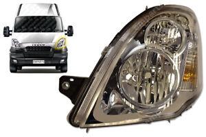 Iveco-Daily-V-Headlight-Headlamp-Left-Passenger-Side-N-S-LH-MKV-MK5-2011-2014