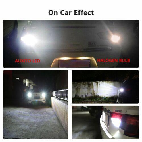 10X 912 921 T15 W16W  Backup Reverse Light Super Bright White Canbus LED Bulb EA