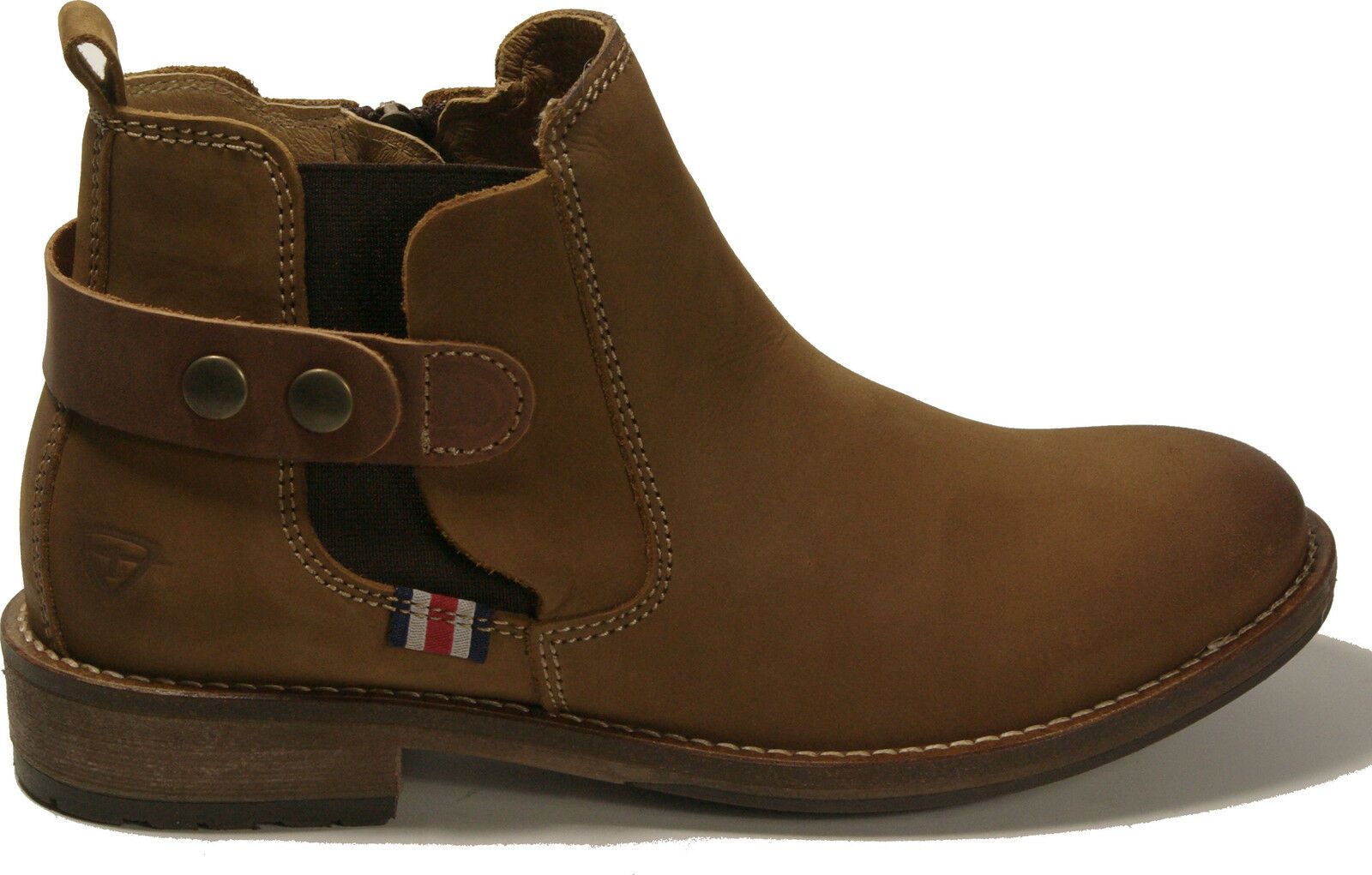 Online Shopping Sport TAMARIS Schuhe Chelsea Stiefelette NUT