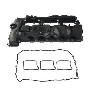 Details about Valve Cover Cylinder Head With Seals for BMW N55 3 0 L F10  F20 F30 11127570292