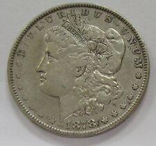 1878 Morgan Silver Dollar Beautiful Coin * Old US $1