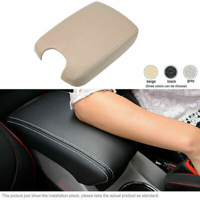 Center Console Lid Armrest Cover for Honda Accord Coupe//Crosstour 2008-2015
