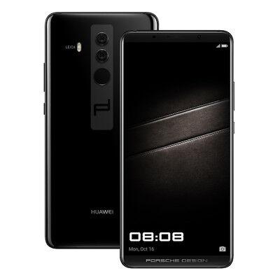 HUAWEI Mate 10 Porsche Design 256GB Unlocked Smartphone Diamond Black UU
