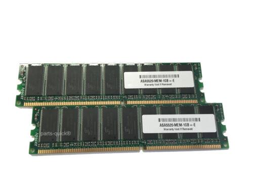 ECC RAM ASA5520-MEM-2GB= 2GB Memory for Cisco ASA5520 2x 1GB