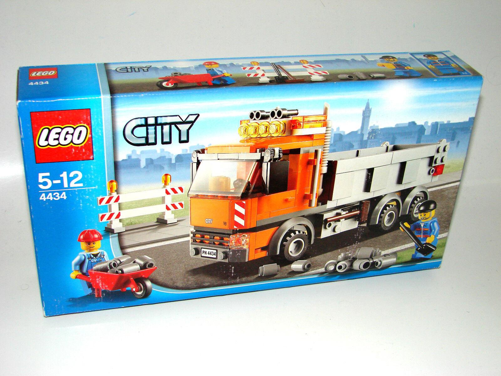 LEGO ® City 4434 très Camion nouveau neuf dans sa boîte _ Tripper Camion NEW En parfait état, dans sa boîte scellée Boîte d'origine jamais ouverte