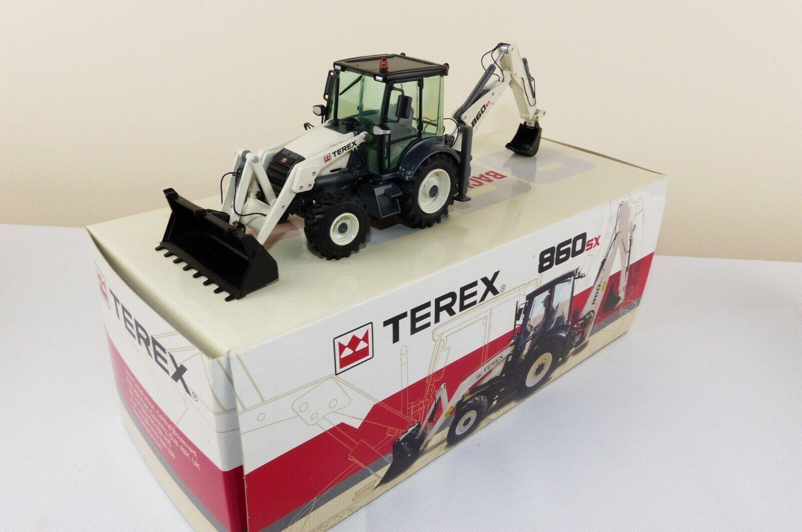 Todo en alta calidad y bajo precio. NZG Nº 682 es el modelo modelo modelo de la Terex 860 SX Retroexcavadora vnmb  barato y de alta calidad