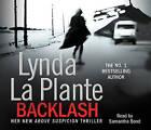 Backlash by Lynda La Plante (CD-Audio, 2012)