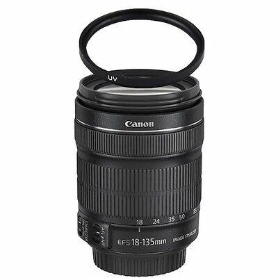 Canon EF-S 18-135mm f/3.5-5.6 IS STM Lens w/67mm UV Filter