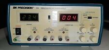 Bk Precision 1652 Triple Output Dc Power Supply Tested Good