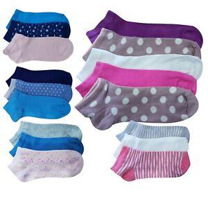 cotton trainer socks ladies
