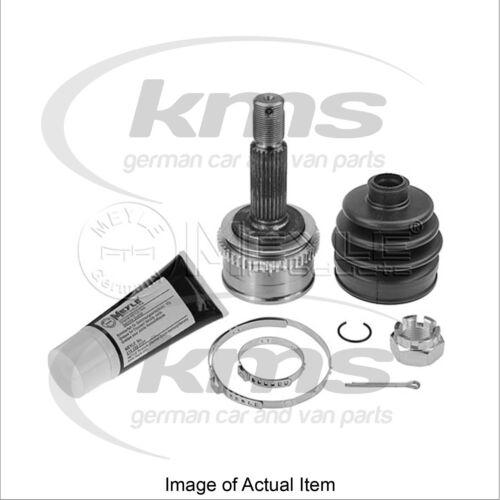 New Genuine MEYLE Driveshaft CV Joint Kit  37-14 498 0002 Top German Quality
