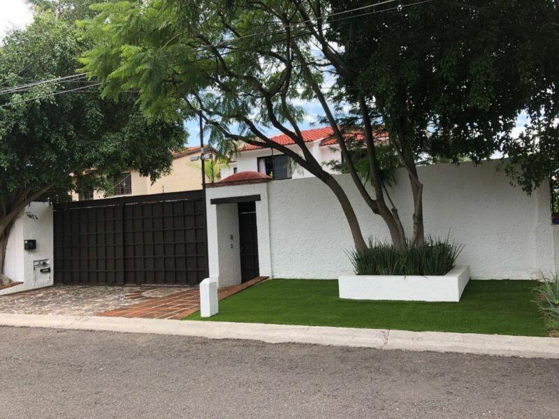 RESIDENCIA EN RENTA EN  JURIQUILLA, QUERETARO