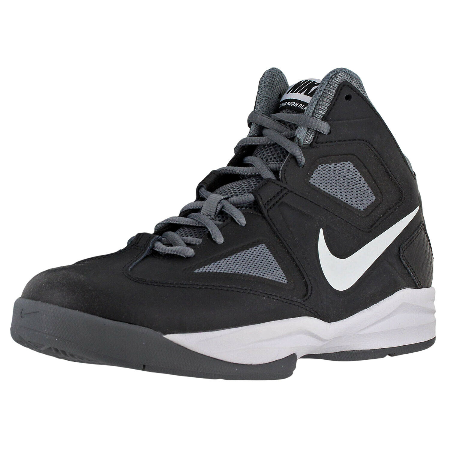 NIKE ZOOM BN READY MEN'S ATHLETIC SHOES 610229-004 SIZE 8