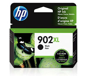HP 902XL Ink Cartridge Black Works with HP OfficeJet 6900 Exp 11/2022