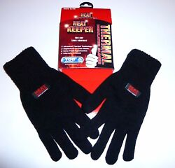 Thermo Handschuhe Winter Warm gefüttert HEAT KEEPER Tog 1,9 I Touchscreen