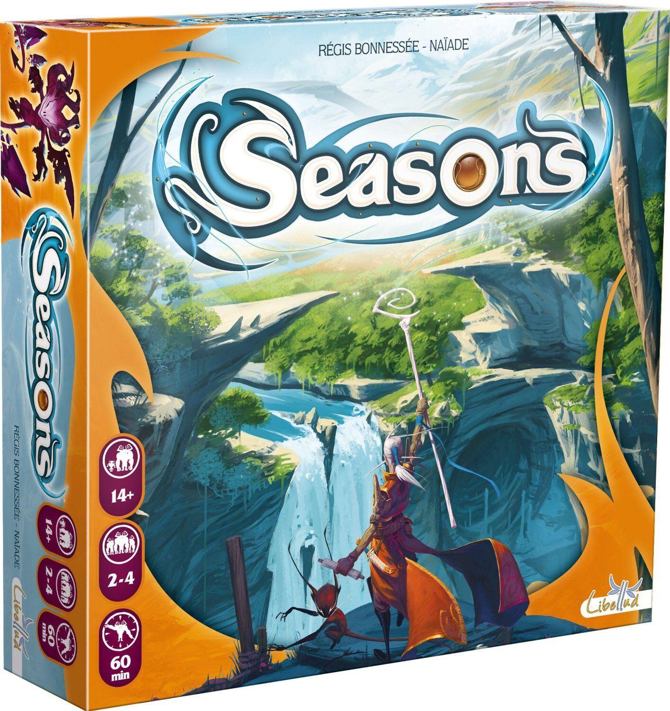Seasons Board Game - (New)