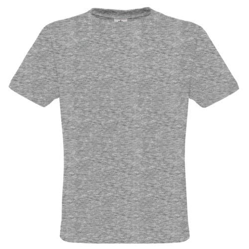 Plain Crew Neck Cotton Tee Top B/&C Collection Men/'s Short Sleeve T-Shirt TM010