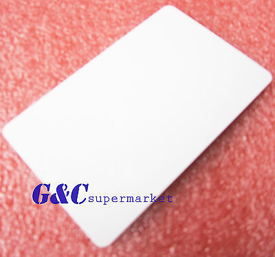 5pcs NFC thin smart card tag 1k S50 IC 13.56MHz Read & Write RFID M94