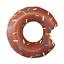 Adult-Baby-Kids-Inflatable-Swim-Ring-Giant-Bite-Donut-Swimming-Pool-Float-Beach miniatuur 13