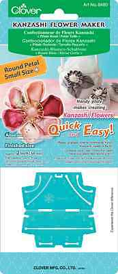 Clover Kanzashi Flower Maker Round Petal Small #CL8480 Sewing Quilting Notions