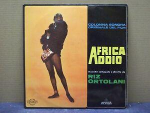 COLONNA-SONORA-AFRICA-ADDIO-RIZ-ORTOLANI-LP-33-GIRI-VG-VG