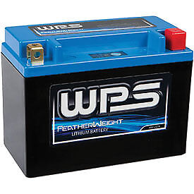 Kawasaki Vulcan Vaquero VN1700 2014–2018 WPS Lithium Ion Battery ABS Fits